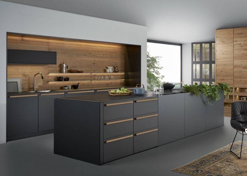 Đảo bếp - thiết kế đảo bếp hiện đại