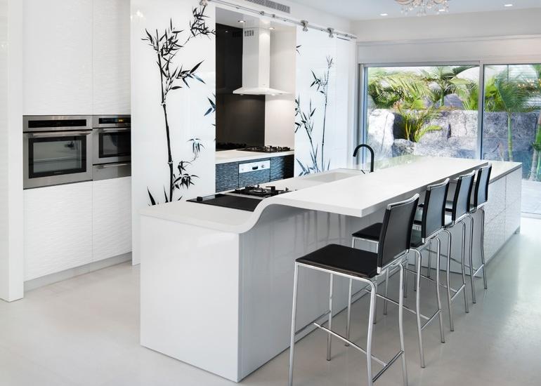 Đảo bếp - giải pháp thiết kế thông minh cho các ngôi nhà