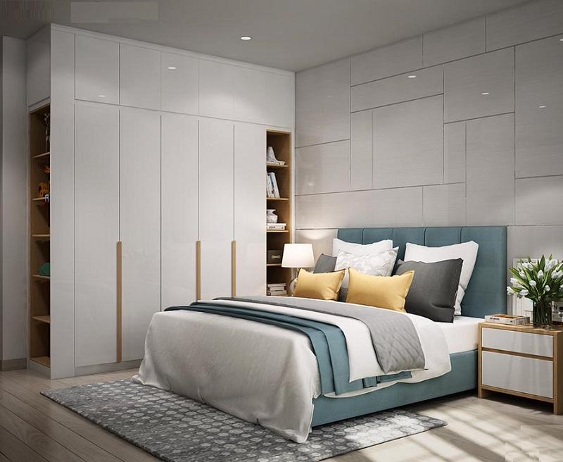 Những điều cần lưu ý khi thiết kế nội thất phòng ngủ chung cư