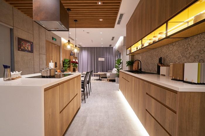 11 ý tưởng thiết kế tủ bếp với nhiều màu sắc khác nhau