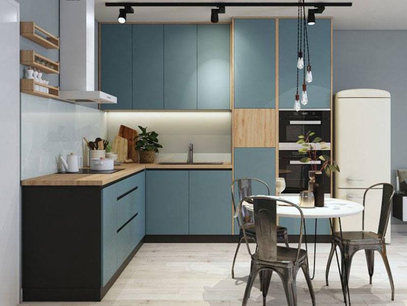 Thiết kế - thi công nội thất phòng bếp trọn gói