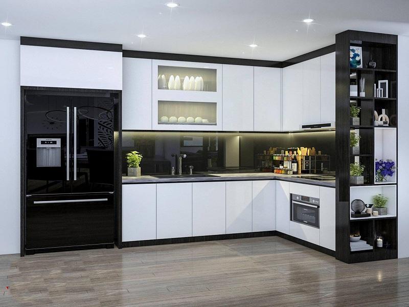 Báo giá tủ bếp mới nhất tại Tp.HCM