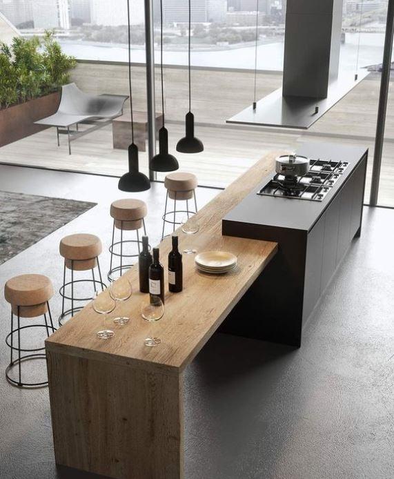 Xu hướng thiết kế đảo bếp được ưu chuộng nhiều nhất