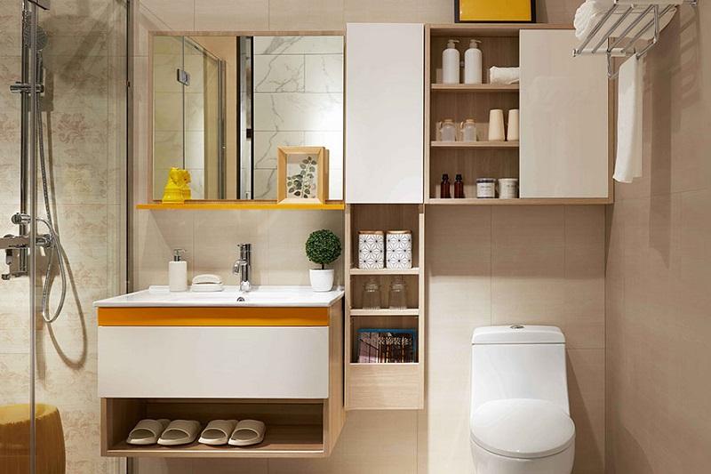 Những điều lưu ý khi thi công nội thất phòng tắm chung cư