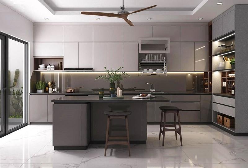 Bí quyeert chọn tủ bếp đẹp cho không gian nhà bạn